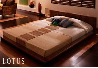 ステージタイプアバカベッド【Lotus】ロータス・クイーン
