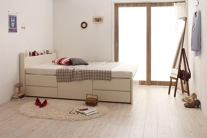 ひとり暮らしの部屋の使用例