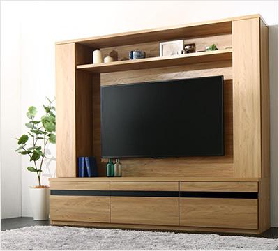 薄型55V型壁掛けテレビ対応ボード【IVQ】
